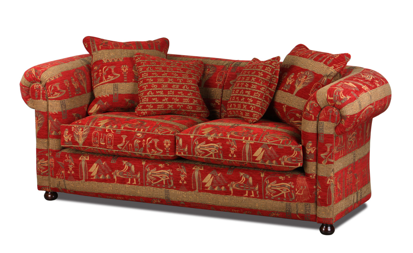 Wellington Kolonialstil Sofa