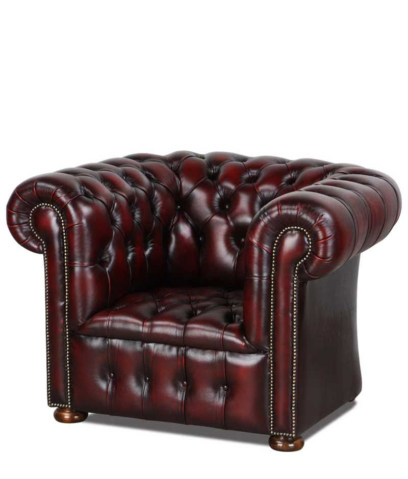 Chesterfield Sessel Winchester